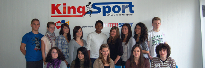 BFW Übungsfirma KingSport
