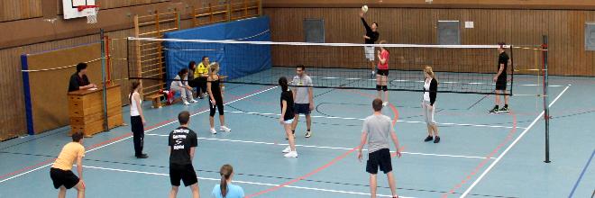 GvSS Sportturnier Volleyball