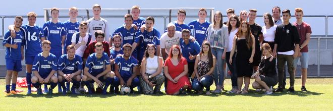 GvSS Schulmannschaft gewinnt den Titel in Baden-Württemberg