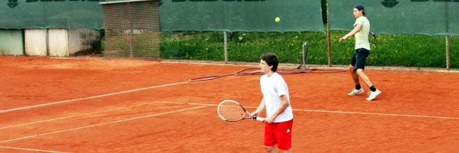 GvSS Leben Jugend trainiert - Tennis