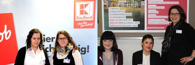 WG Aktuell Lernpartner Infotag 2015 Kaufland / Theater Heilbronn