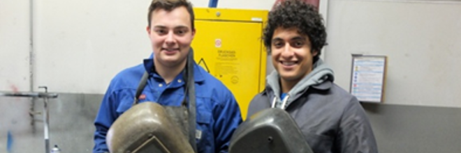 WG Aktuell Lernpartner Bär Cargolift