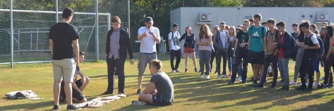 BFW+BKWI aktuell Sporttag 2016