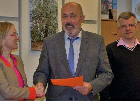 GvSS aktuell Schulpartnerschaft mit Helene-Lange-Schule