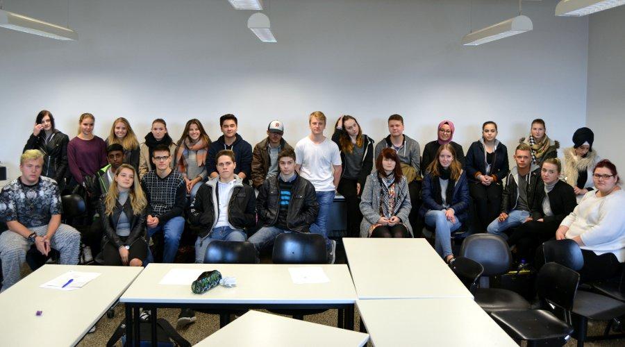 GvSS Schüler helfen Schülern
