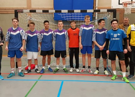 GvSS Handball-Schülermannschaft