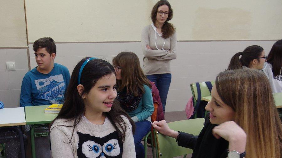 WG aktuell Schüleraustausch 2017 mit Partnerschule in Ciempozuelos, Spanien