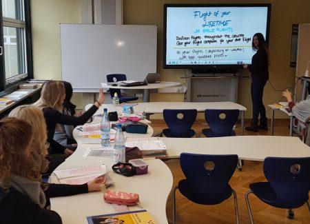 Vorbereitungskurs auf die LCCI-Prüfung