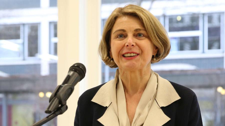 GvSS Frau Christner – Bürgermeisterin