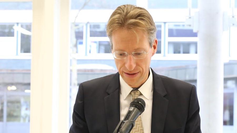 Herr Niedziella, Leiter Bereich Berufsbildung IHK Heilbronn-Franken