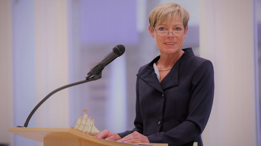 GvSS Schulleiterin Gabriele Tepaß