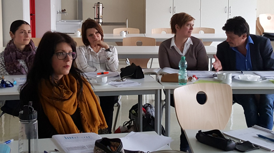 GvSS aktuell Lehrerfortbildung