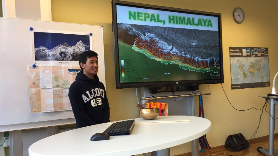 KBS aktuell Nepal