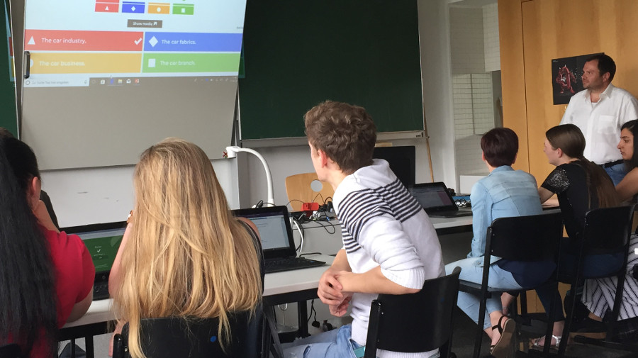 KBS Gläsernes Klassenzimmer