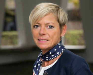 Frau Tepaß Schulleiterin GvSS