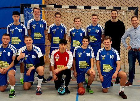 GvSS Handballmannschaft