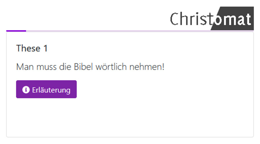 WG aktuell Christomat