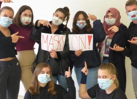 Kurs Literatur und Theater: Masken