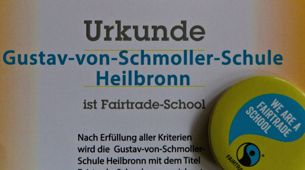 GvSS Fairtrade Schule